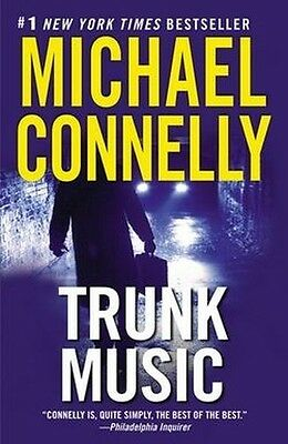 Michael CONNELLY / (Harry Bosch: Book 05) TRUNK MUSIC      [ Audiobook ]
