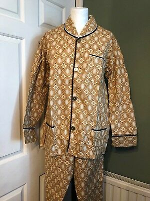 Vintage Unworn 1960s Fab Mens Pajamas PJs The 3 Lords Christmas Gift