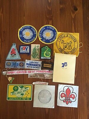 Brownie & Girl Guide Souvenirs