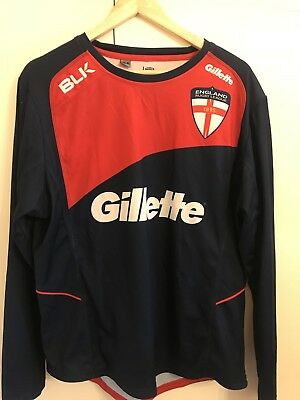 England Rugby League Training Top