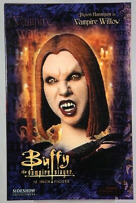 """12"""" Vampire Willow • Buffy The Vampire Slayer • Sideshow Collectibles • 2004"""