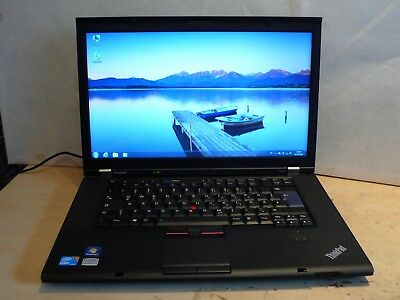 "Lenovo ThinkPad T510i Intel Core i5 2.40GHz 15.6"" 1366x768 160GB HDD 4,0GB WiFi"