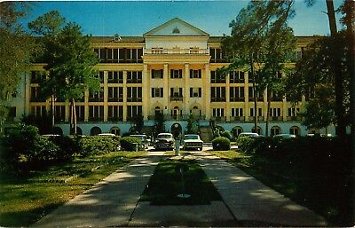 Biloxi, Mississippi, MS, Veterans Administration Center, Vintage Postcard d270