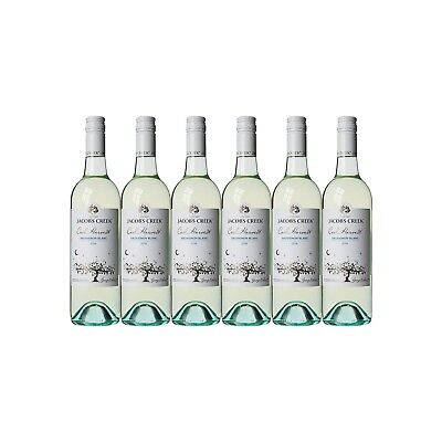 Jacob's Creek Cool Harvest Sauvignon Blanc (750ml x 6) Fast & Free Delivery