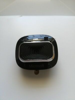 Microsoft LifeCam HD-3000 - Webcam USB Autofokus Mikrofon