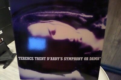 """LP """"Terence Trent D´arby""""-Symphony Or Damn,1983 Columbia,OIS,4735611,VG++/VG++"""