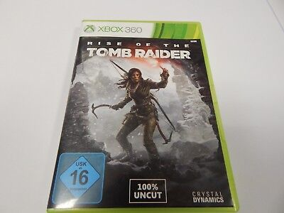 Rise Of The Tomb Raider (Microsoft Xbox 360)