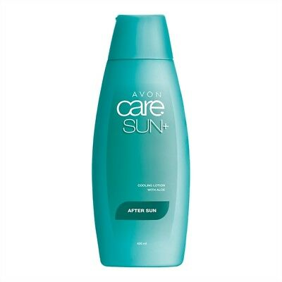 Avon Sun+ Kühlende After Sun / Apres Lotion mit Aloe 400ml