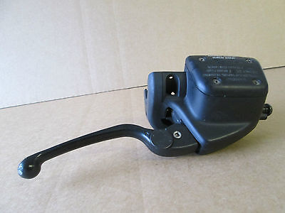 BMW R1150RT 2004 46,696 miles brake lever with master cylinder