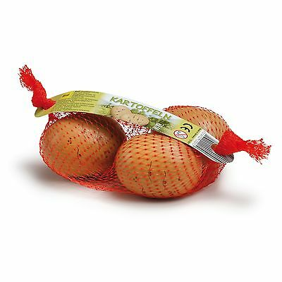 Vegetable Potatoes in a net x3 by Erzi - Wooden Food role play kitchen, shop toy