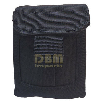 BLACK Molle Tactical EMT Glove Pouch Medic First Aid Bag Holster Holder Carrier