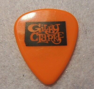 GUITAR PICK   Gilby Clarke - Guns N Roses Concert Tour Issue pick