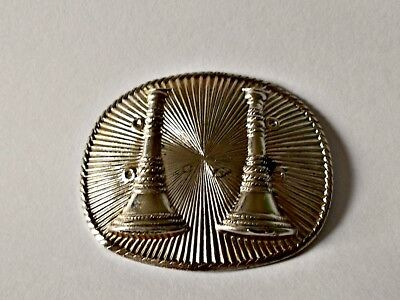 New York City Fire Department Badge, Captain Engine Co.