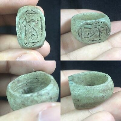 Rare ancient Egyptian Wonderful condition Antique ring 3100 BC
