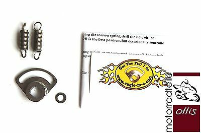 eagle mike doohickey basic lever + extension spring Kawasaki KLR 650 A/B/C