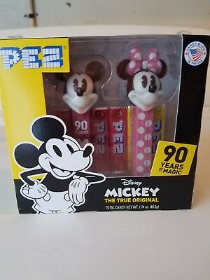 Mickey Mouse 90th Anniversary Pez Dispenser