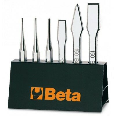 Set of chisels punches and centre punches Beta article 38/SP6