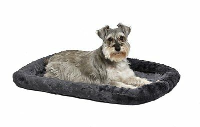 MidWest Deluxe Bolster Pet Bed for Dogs & Cats 30""