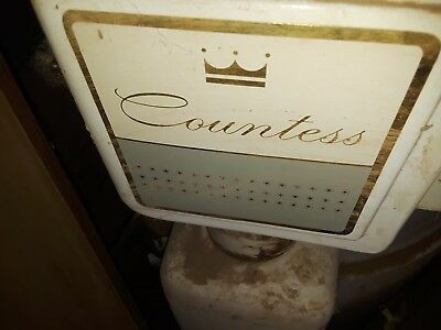 Countess washing machine hasn't been used in 40 plus years