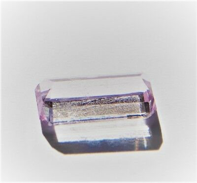 Pink Kunzite faceted Gemstone 7.28cts Natural