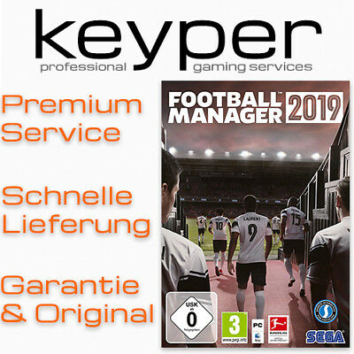 [AUF LAGER] Football Manager 2019 + BETA STEAM KEY [Deutsch/Multi18] PC Neu Code
