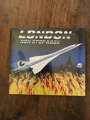 LONDON NON STOP ROCK CD 💯Authentic New Pressing