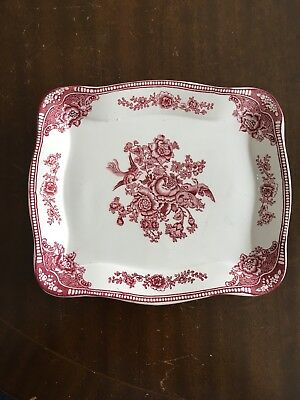 """Vintage Crown Ducal """"Bristol"""" England Plate / Dish 1930's design - Collectable"""
