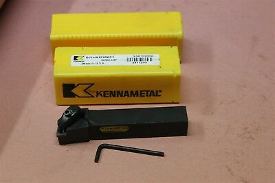 Kennametal Ken Clamp DCLR123BKC3 Indexable Insert Tool Holder