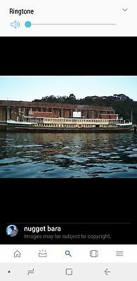 boat 200 ft diesel great live on board in  Sydney fishing leisure cruise party