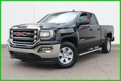2017 GMC Sierra 1500 1500 Crew Cab 4x4 SLE Four Door - WARRANTY INCLUDED GMC Sierra 1500 Pickup 4WD Crew Cab - SLE VALUE PKG - Trailer Pkg - WARRANTY