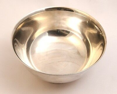 Paul Revere 6 1/2-Inch Silver-plated Bowl #103, Reed & Barton, made in USA