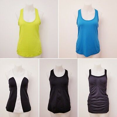 ATHLETA, Women's Activewear Top Lot, SIZE SMALL (5 ITEM LOT)