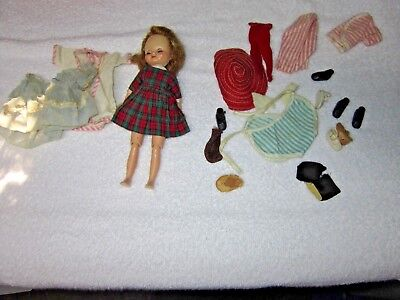 BETSY McCALL.  8 INCH VINTAGE BETSY with clothes and accessories