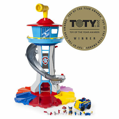 New Paw Patrol My Size Lookout Tower with Exclusive Vehicle