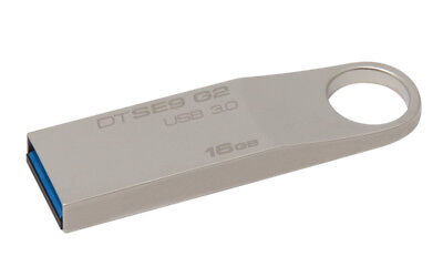 Kingston Data Traveler SE9 G2 64 GB USB Flash Drive