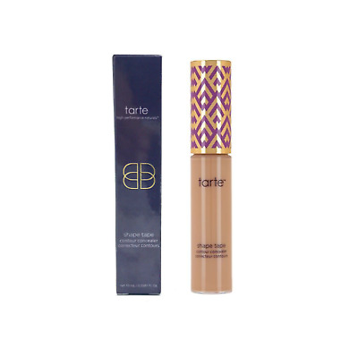 TARTE Double Duty Beauty Shape Tape Contour Concealer- MEDIUM -10 ml - NIB
