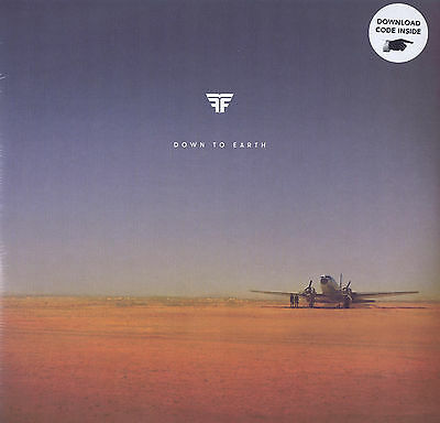 """Flight Facilities – Down To Earth / Future Classic – FCL119LP 2x12"""""""