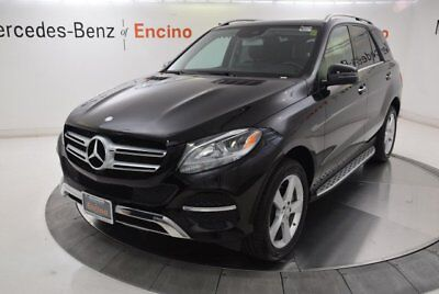 2016 Other GLE 350 SUV 2016 Mercedes-Benz GLE350, Certified, Premium, Lane Track, Keyless, Loaded!