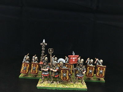 28mm Ancient WAB DPS Painted Imperial Roman Legionary Infantry GH588
