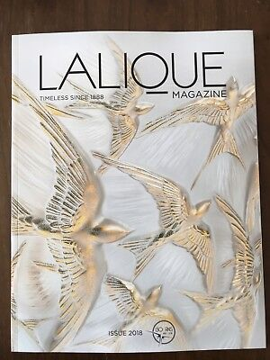 Lalique Magazine Issue 2018