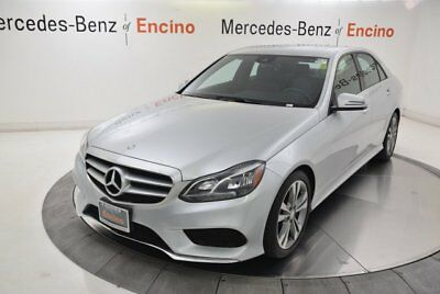 2016 E-Class E 350 Sedan 2016 Mercedes-Benz E350 Sport, Certified, Premium, Keyless, Loaded!