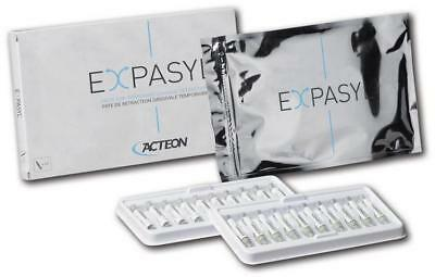 Expasyl Retractor Gingival Dental Reposicion 20 Capsulas. Acteon Pierre Roland.