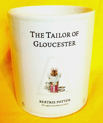 Beatrix Potter-The Tailor Of Gloucester Cover Image On A  Mug