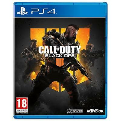 ACTIVISION BLIZZARD PS4 - Call of Duty: Black Ops 4