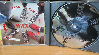WAX What Else Can We Do CD ORG Caroline CAROL CD 1729-2 Punk Metal