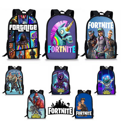 Unisex Adult Teenager Fortnite Battle Royale Backpack Laptop Rucksack School Bag
