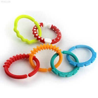 0709 Colorful Teething Toy Baby Teether Infants Supply Toddler Accessory
