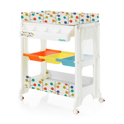 Cosatto Easi Peasi Bathtime Changing Unit Fable