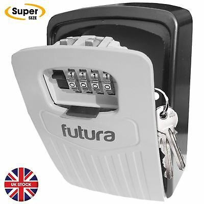 Genuine Futura Extra Large Key Safe Wall Mounted Lock Box