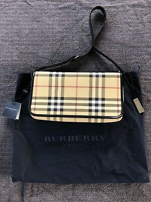 authentic burberry shouder bag(new with tag)
